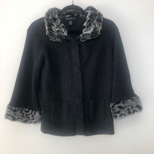 INC Wool Sweater